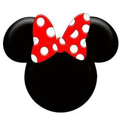 Minnie Mouse roja
